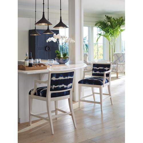 Lexington Furniture - Eastbluff Upholstered Counter Stool