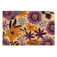 See Details - Doormat Flower Dance Multi 24x36