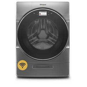 Whirlpool5.0 cu. ft. Smart Front Load Washer with Load & Go™ XL Plus Dispenser