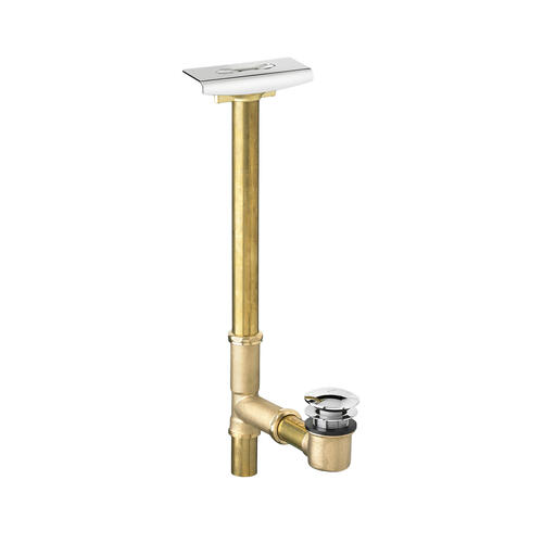 Deep Soak Max Drain - Brushed Nickel