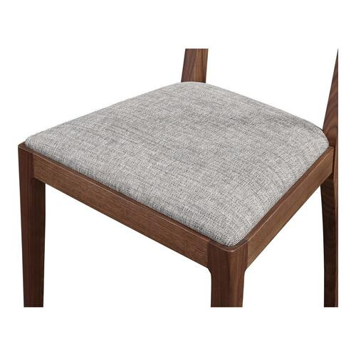 Leone Dining Chair Walnut M2