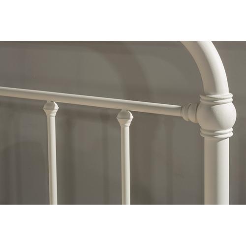 Gallery - Kirkland Bed Set - Full - Soft White