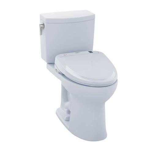 Drake® II 1G WASHLET®+ S350e Two-Piece Toilet - 1.0 GPF - Cotton