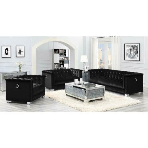Tufted Sofa