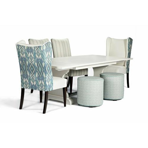 Marshfield - Olivia Table Height Ottoman