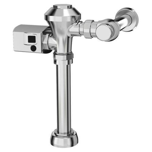 "American Standard - Ultima Sensor-Operated Toilet Flush Valve Diaphragm-Type - 11-1/2"" Rough-In - 1.6 GPF  American Standard - Polished Chrome"