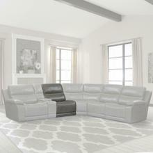 View Product - PALMER - GREIGE Armless Recliner