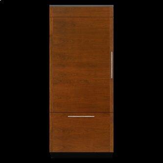 "Jenn-Air™ 36"" Fully Integrated Built-In Bottom-Freezer Refrigerator (Left-Hand Door Swing)"