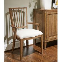 Bluffton Rake Back Arm Chair - 925-41-70
