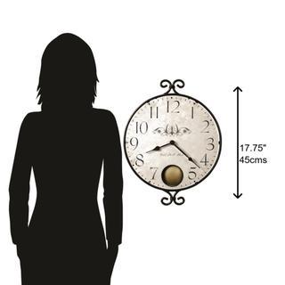 See Details - Howard Miller Randall Wall Clock 625350
