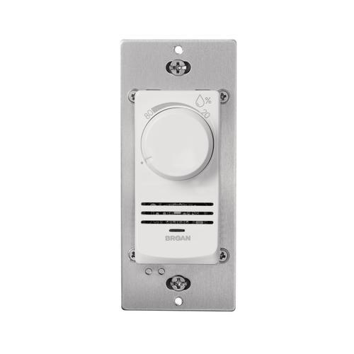 Broan-NuTone® Digital Dehumidistat Humidity Sensing Exhaust Fan Wall Control Switch