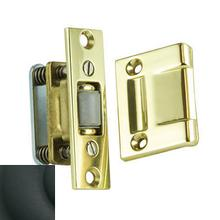 View Product - Satin Black Roller Latch