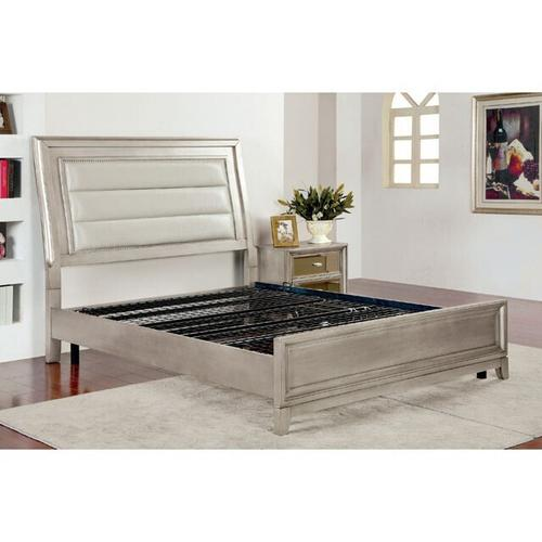 Furniture of America - Queen-Size Framos Adjustable Bed Frame