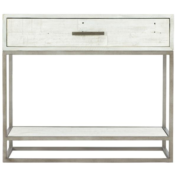 See Details - Alvar Nightstand in Brushed White