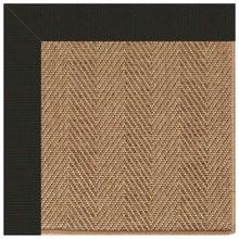 View Product - Islamorada-Herringbone Canvas Black
