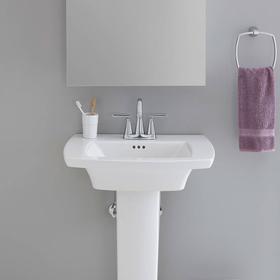 Edgemere Towel Ring  American Standard - Polished Chrome