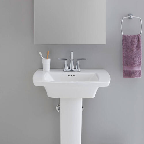American Standard - Edgemere Towel Ring  American Standard - Polished Chrome