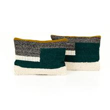 """View Product - 16x24"""" Size Color Block Pillow, Set of 2"""