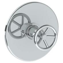 "Wall Mounted Thermostatic Shower Trim, 7 1/2"" Dia."