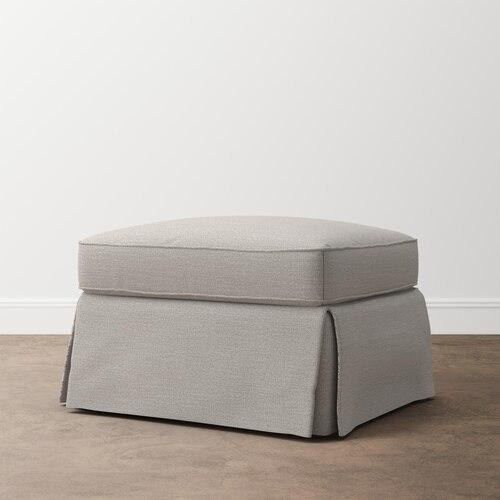 Exeter Ottoman, Arm Style Track