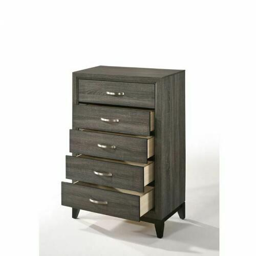 ACME Valdemar Chest - 27056 - Weathered Gray