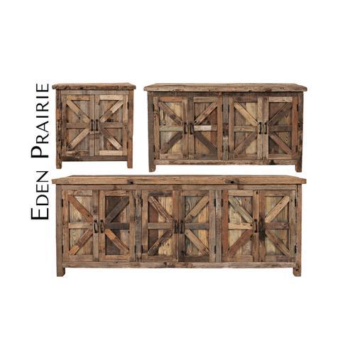 Eden Prairie 2 Door Accent Cabinet