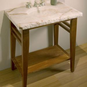 Wood Stand for Integral Sink Product Image