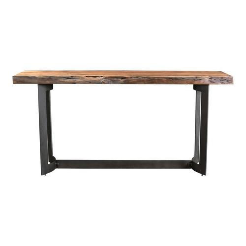 Moe's Home Collection - Bent Console Table Smoked