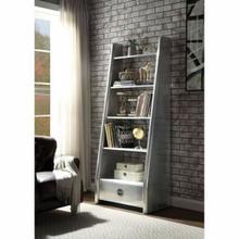 ACME Brancaster Bookcase - 92570 - Aluminum