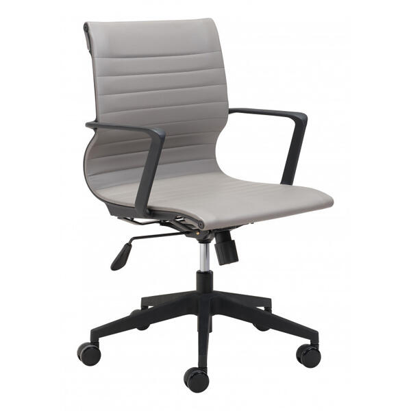 Stacy Office Chair Gray