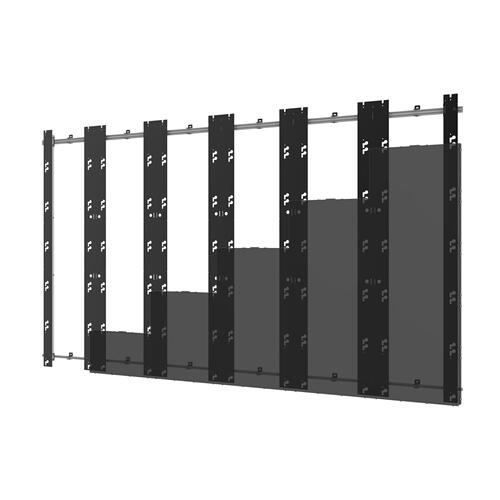 SEAMLESS Kitted Series Flat dvLED Mounting System for Unilumin UpanelS Series Direct View LED Displays