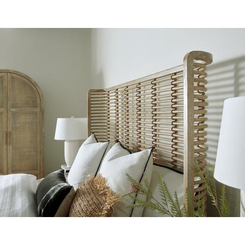 Hooker Furniture - Surfrider California King Rattan Bed