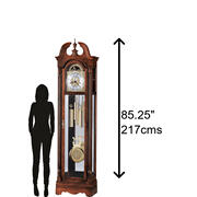 Howard Miller Benjamin Grandfather Clock 610983 Product Image