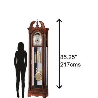 See Details - Howard Miller Benjamin Grandfather Clock 610983