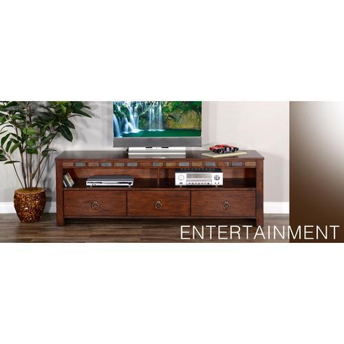 "Santa Fe 74"" TV Console"