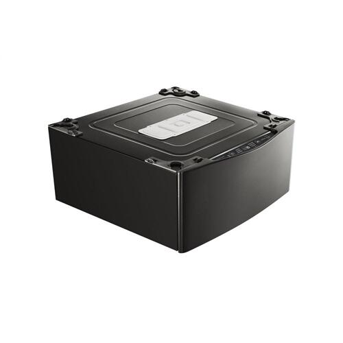LG SIGNATURE 1.0 cu. ft. LG SideKick™ Pedestal Washer, LG TWINWash™ Compatible