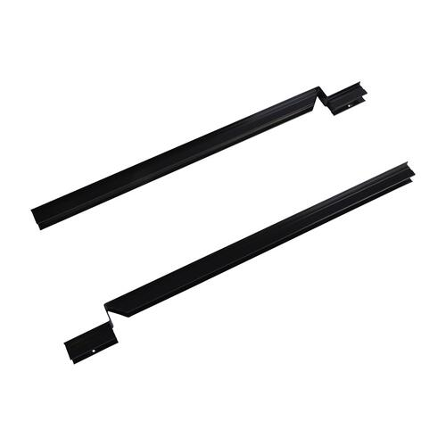 Refrigerator Ice Maker Filler Conversion Kit, Black