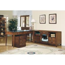 See Details - Danforth Executive Leg Desk