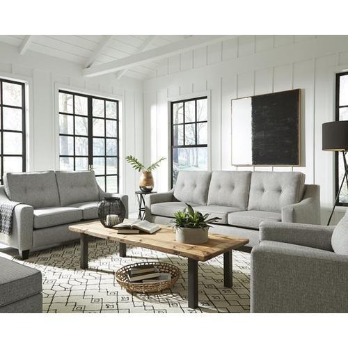 Progressive Furniture - Sofa - Shown in 123-06 SugarShack Gray Finish