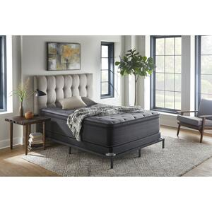 "NightsBridge 15"" Plush Pillow Top Mattress, Queen Product Image"