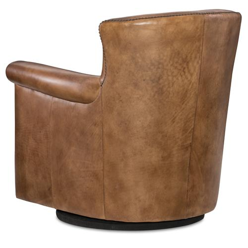Hooker Furniture - Jacob Swivel Club Chair