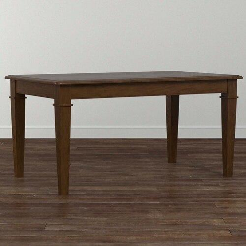 "Custom Dining 42"" Rectangular Dining Table"