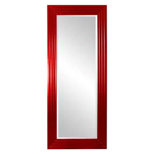 Howard Elliott - Delano Mirror - Glossy Red