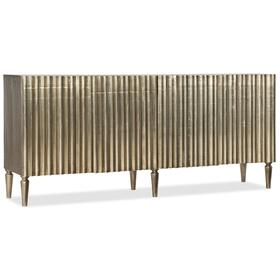 Living Room German Silver Console