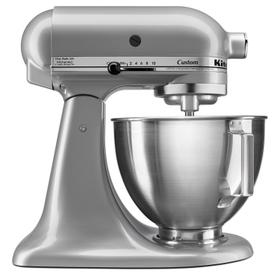 Tilt-Head Stand Mixer Metallic Chrome