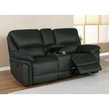 See Details - Motion Loveseat W/ Console