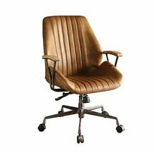 ACME Hamilton Executive Office Chair - 92412 - Coffee Top Grain Leather
