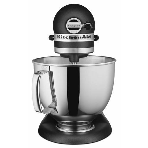 Gallery - Artisan® Series 5 Quart Tilt-Head Stand Mixer - Cast Iron Black