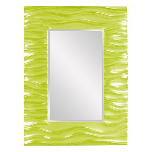 Howard Elliott - Zenith Mirror - Glossy Green