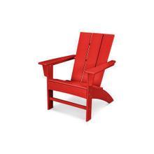View Product - Prescott Adirondack in Sunset Red